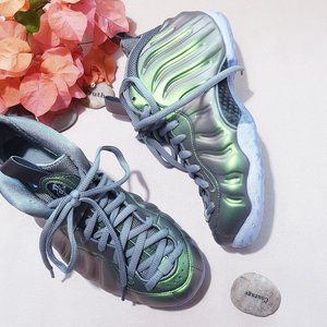 "NIKE AIR FOAMPOSITE ONE ""SHINE"" Sneakers 7.5 NWOB"